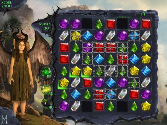 Maleficent Free Fall-Game