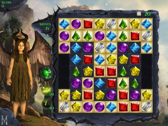 Maleficent Free Fall-Game1