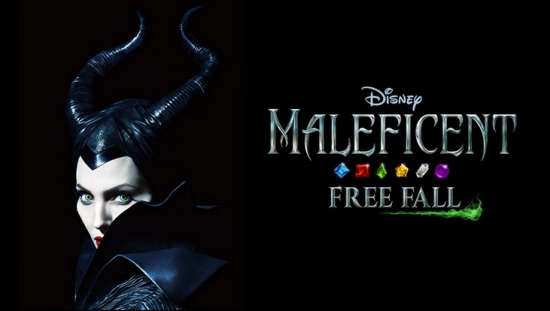 Maleficent Free Fall-Home