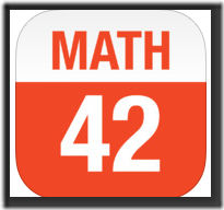 Math 42 Logo