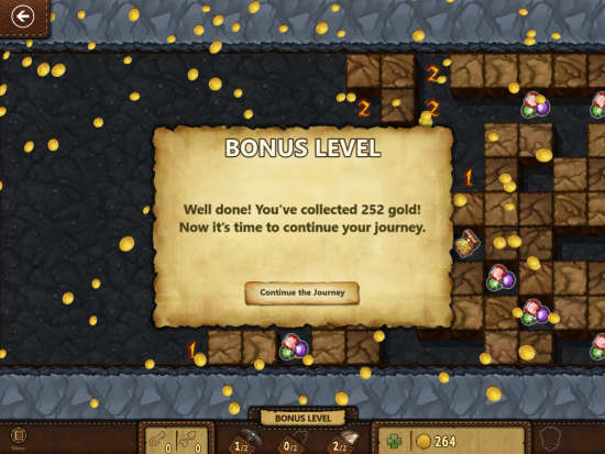 Microsoft Treasure Hunt-Bonus level