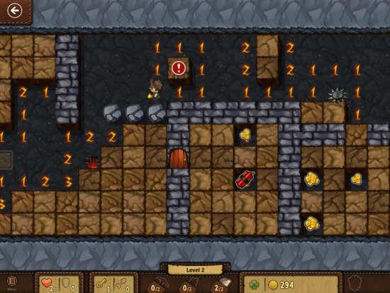 Microsoft Treasure Hunt-Game