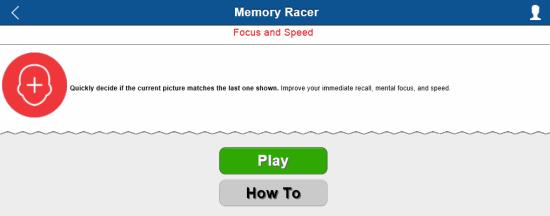 Mind Games- start game