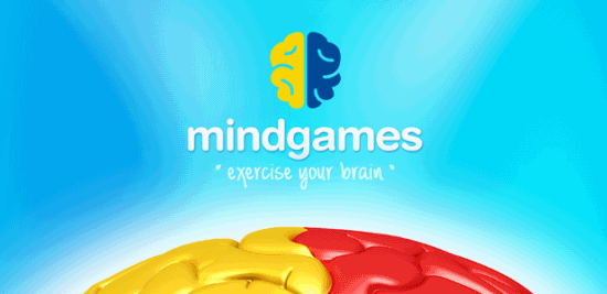 Free Windows 8 Brain Training Game App: Mind Games
