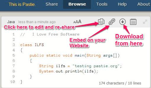 Pastie.org - Test
