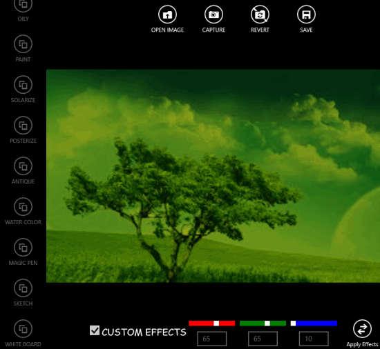 Photo Filter Pro-custom color effect