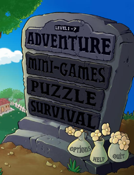 Plants vs. Zombies Game Mode