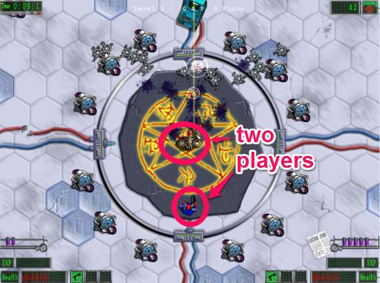 RIP3 Cooperative mode