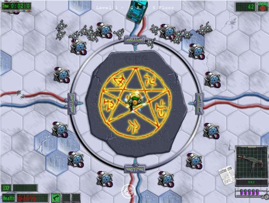 RIP3 Game Interface