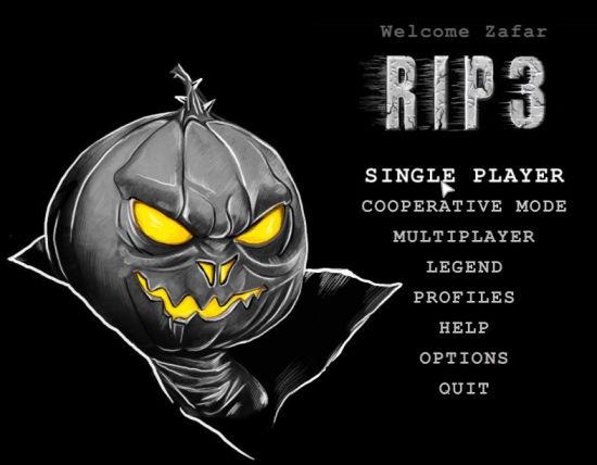 RIP3 Game Mode