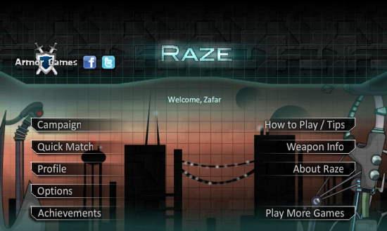 Raze Game Modes