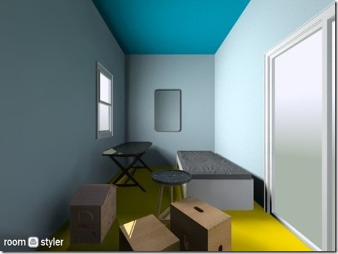 Roomstyler -3d Roomplanner Created room