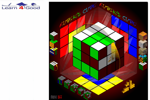 Rubik's Cube at Learn4Good