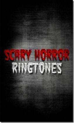 Scary Horror Ringtones