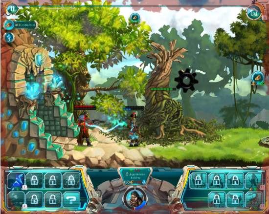 Skirmish Game mode