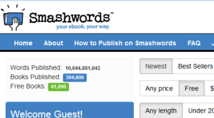 Smashwords- free eBooks online