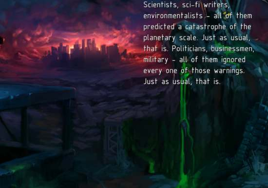 Steam Defense-doomed Earth