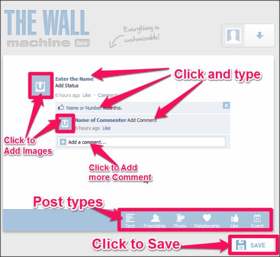 The Wall Machine Status Post