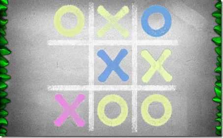 Tic Tac Toe- Home