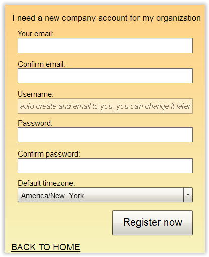 TimeClockFree-Register