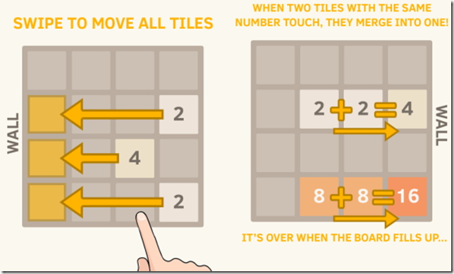 2048 Game Play Tutorial