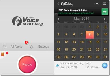 Voice Secretary
