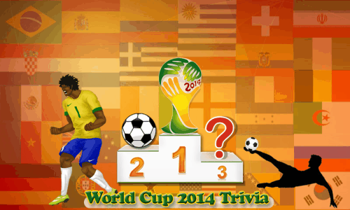 World Cup Trivia 2014 for Android