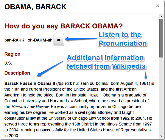 additional info voa pronounce