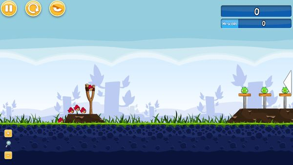 angry birds games google chrome
