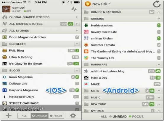 apps newsblur