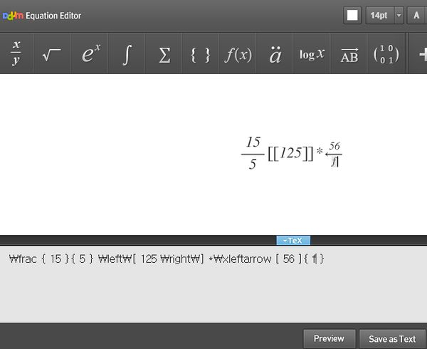 chrome math editor extensions
