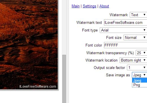chrome watermarking extensions