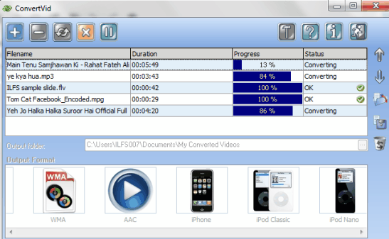 convert videos for iphone and other mobile phones