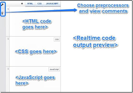 create code cssdeck