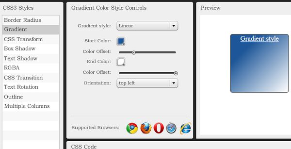 css gradient creator apps google chrome-0