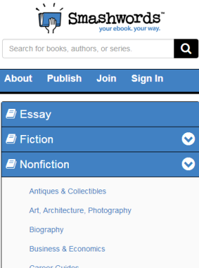 eBooks Categories