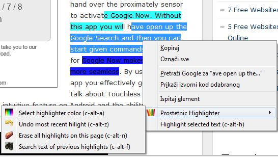 firefox text highlighting add-ons-3