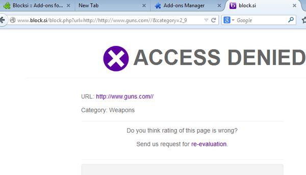 firefox website blocker addons-5
