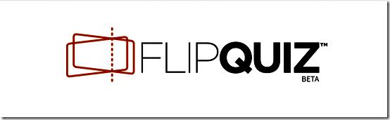flipquiz header