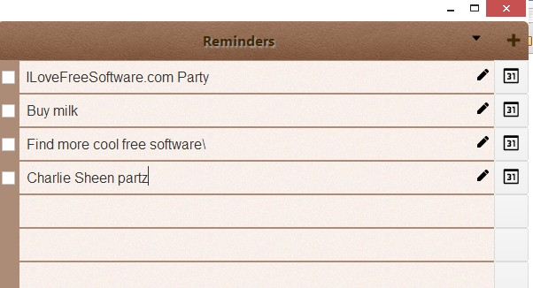 free reminder extensions google chrome 3
