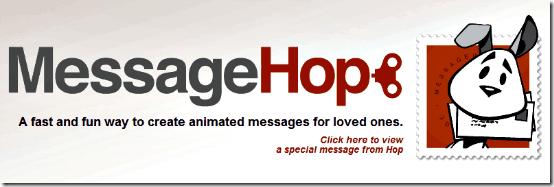 messagehop header