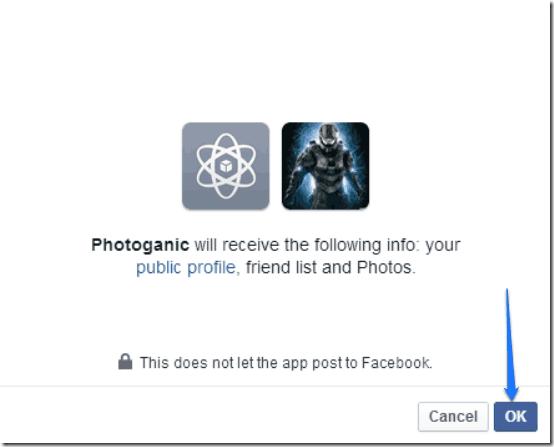 photoganic authorization