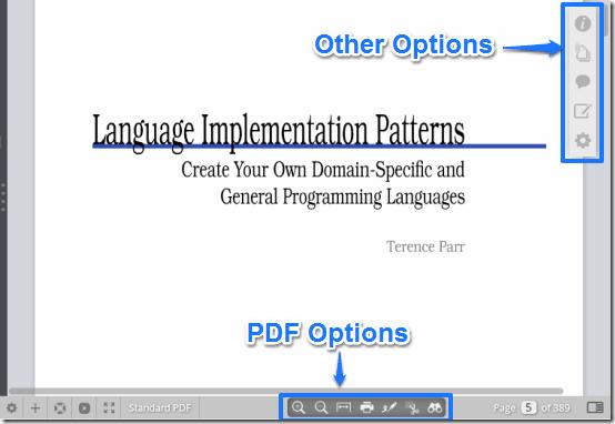 readcube pdf view