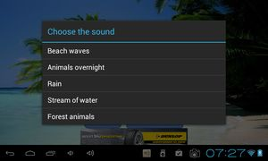 relaxing sounds apps for android 3