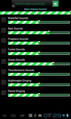 relaxing sounds apps for android 4