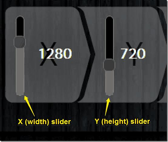res sliders lorempixel