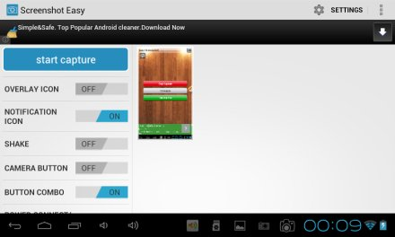 screenshot taking apps android 3