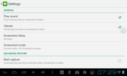 screenshot taking apps android 5