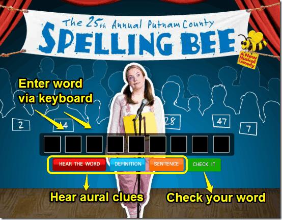 spellingbee the game