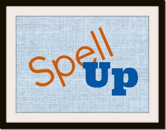 spellup header